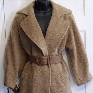 Dior Jackets & Coats - Christian Dior Vintage Oversized Wool Coat